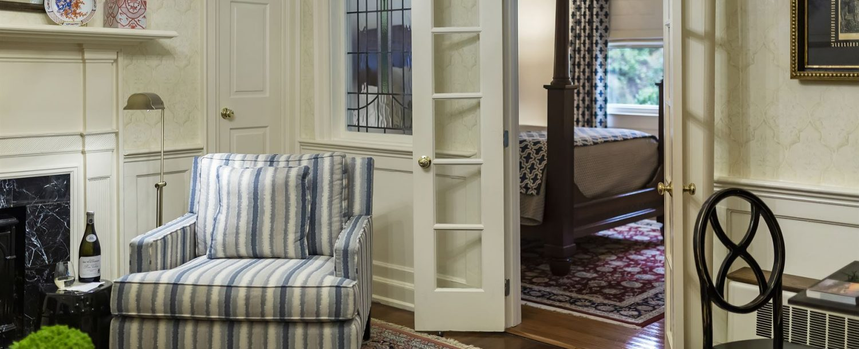 Duke Suite Living Area