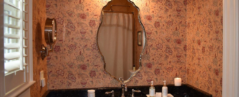 Pyne Room - Bathroom