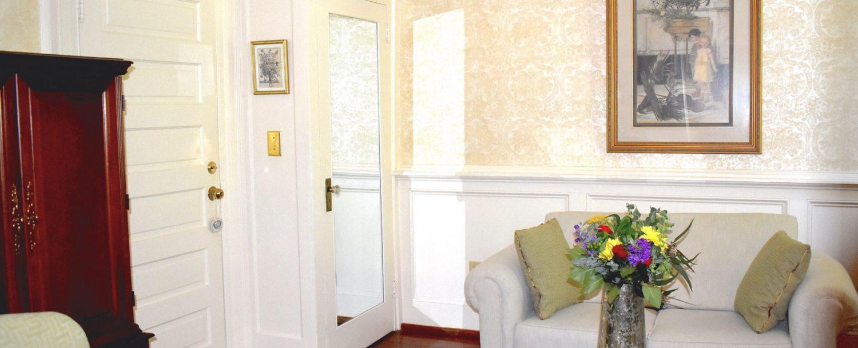 Pyne Room - Living Area