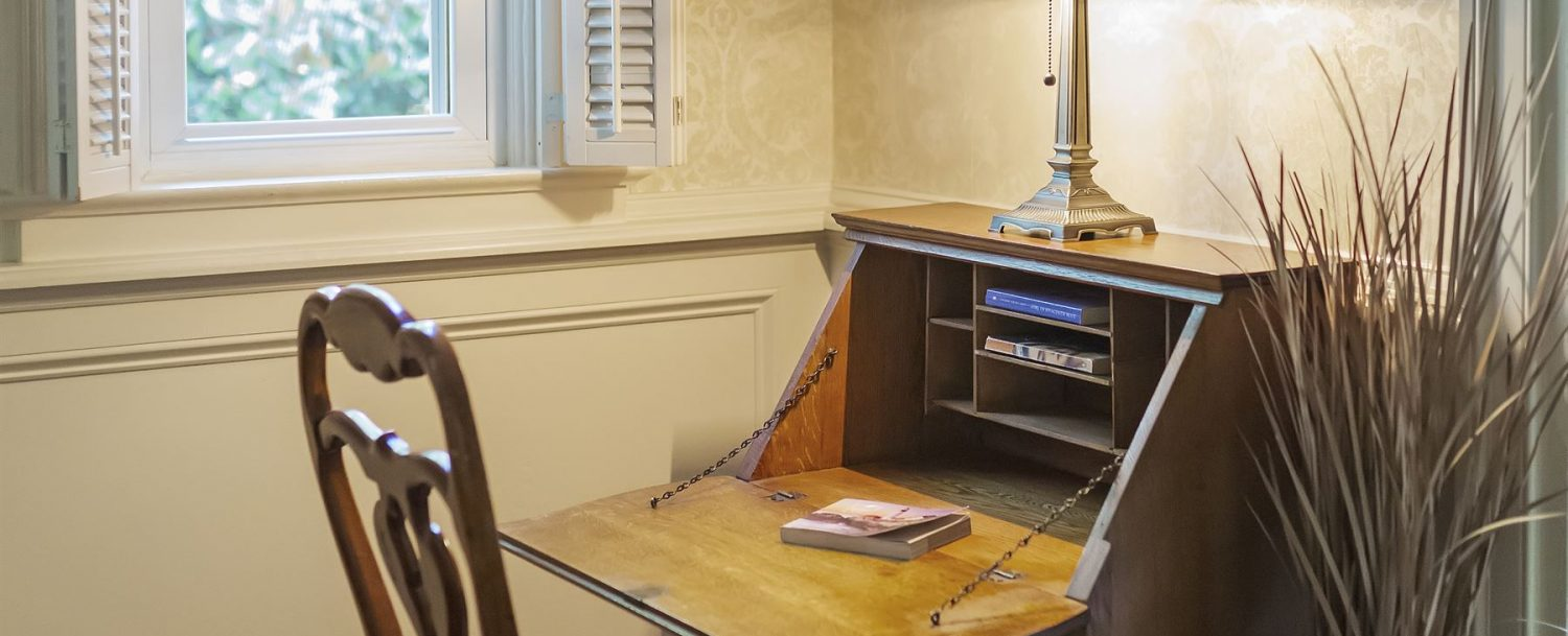 Pyne Suite Writing Desk